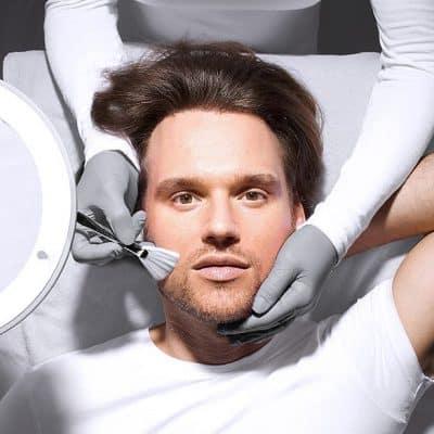 Chemical Peel gegen große Poren